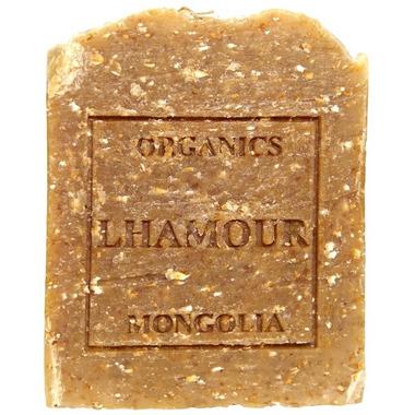 Lhamour Honey & Oatmeal Soap