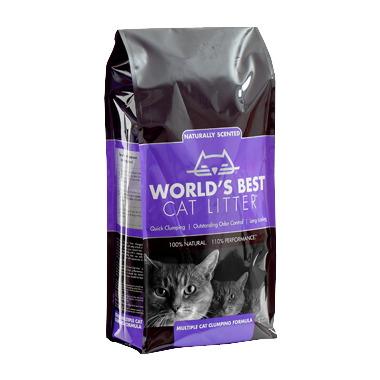 World best cat litter купить