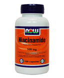 NOW Foods Niacinamide (Vitamin B3)
