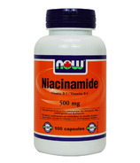 NOW Foods Niacinamide (Vitamin B3)