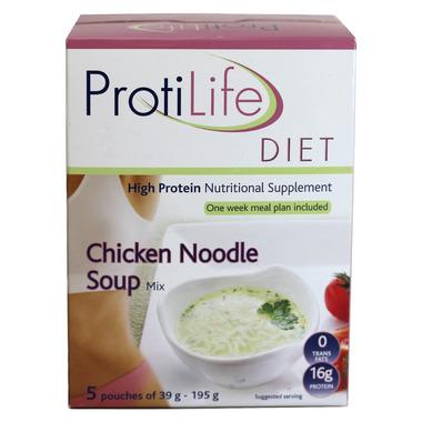ProtiLife Chicken Noodle Soup Mix
