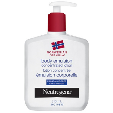 Neutrogena Norwegian Formula Body Emulsion