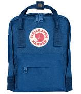 Fjallraven Kanken Mini Backpack Lake Blue