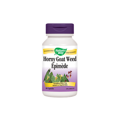 Nature\'s Way Horny Goat Weed