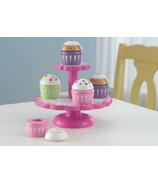 KidKraft Toy Cupcake Set