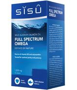 SISU Full Spectrum Omega Wild Alaskan Salmon Oil