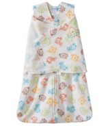 Halo Micro Fleece SleepSack Swaddle Multi Coloured Birds