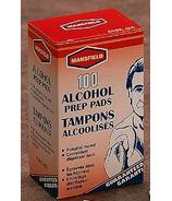 Mansfield Alcohol Prep Pads