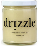 drizzle Raw Seasonal Summer Honey