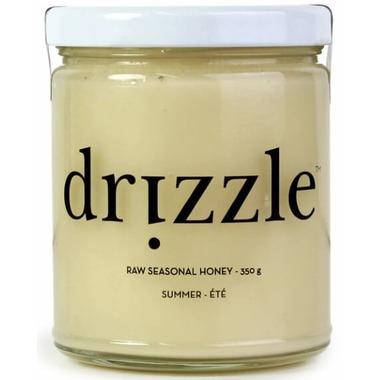 drizzle Raw Seasonal Summer Honey