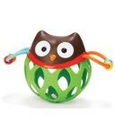 Skip Hop Explore & More Roll Around Rattle Roll Around Owl