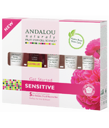 ANDALOU naturals 1000 Roses Get Started Kit Sensitive