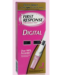 First Response Early Result Digital Pregnancy Test