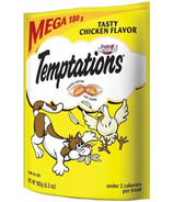 Whiskas Temptations Tasty Chicken Flavour Cat Treats