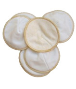 Motherease Contoured Reusable Stay Dry Nursing Pads