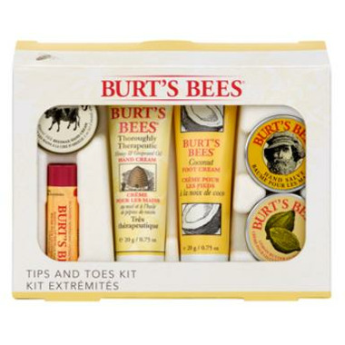 Burt\'s Bees Tips \'n Toes Hands & Feet Kit