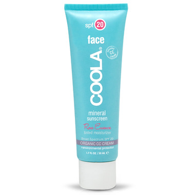 COOLA Face Mineral Sunscreen SPF 20 Tinted Rose