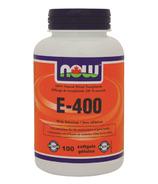 NOW Foods Vitamin E-400 IU with Selenium