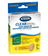 Dr. Scholl's Clear Away Plantar Wart Remover System
