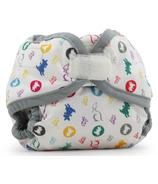 Kanga Care Rumparooz Newborn Diaper Cover Aplix Closure Roozy