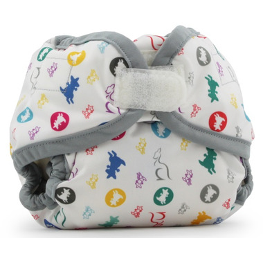 Kanga Care Rumparooz Newborn Diaper Cover Aplix Closure Roozy