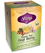 Yogi Tea Green Tea Goji Berry