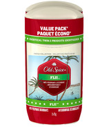 Old Spice Fresher Collection Fiji Invisible Solid Anti-perspirant Twin Pack