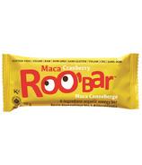 Roobar Maca Cranberry Organic Energy Bar