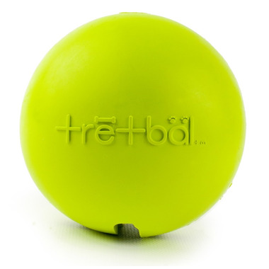 Petprojekt Small Tretbal Dog Toy in Green