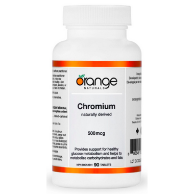 Orange Naturals Chromium