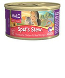 Halo Spot's Stew For Cats Wholesome Chicken & Beef Recipe
