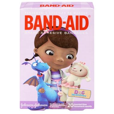 Band-Aid Doc McStuffins Bandages