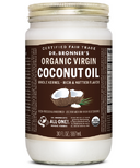 Dr. Bronner's Organic Whole Kernel Virgin Coconut Oil