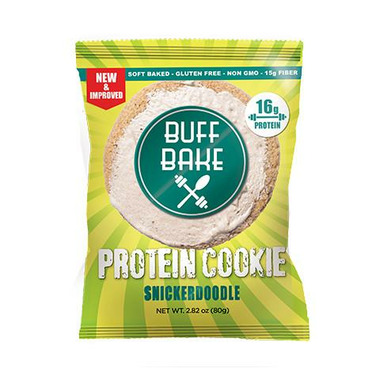 Buff Bake Protein Cookie Snickerdoodle