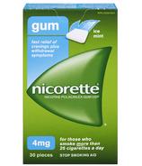 NICORETTE Gum Ice Mint