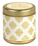 Paddywax Kaleidoscope Gold Tin Vanilla & Myrrh Candle