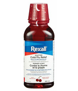 Rexall Nighttime Cold and Flu Relief