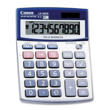 Canon Desktop Calculator