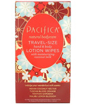 Pacifica Travel Size Lotion Wipes Set