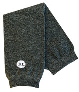 BabyLegs Organic Leg Warmers Heather Medium Grey