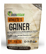 IronVegan Athlete's Gainer Protein Natural Chocolate