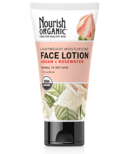 Nourish Organic Lightweight Moisturizing Face Lotion