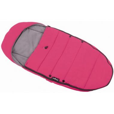 BabyZen Footmuff Pink