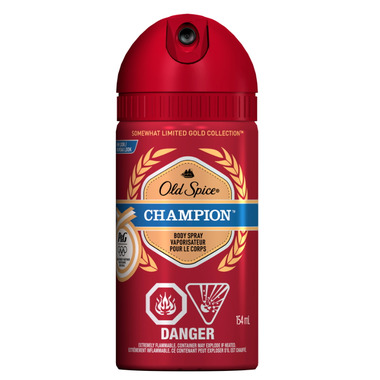Old Spice Gold Collection Body Spray