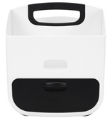 Ubbi Diaper Caddy White & Black