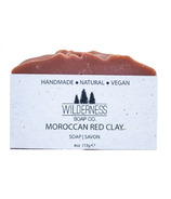 Wilderness Soap Co. Moroccan Red Clay Soap