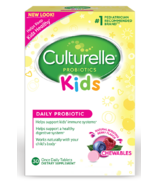 Culturelle Kids Daily Probiotic Chewables
