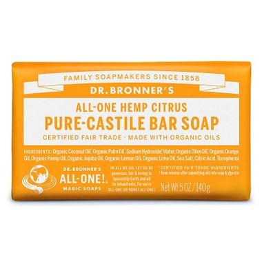 Dr. Bronner\'s Pure Castile Bar Soap