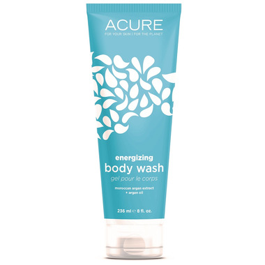 Acure Energizing Body Wash Argan Oil