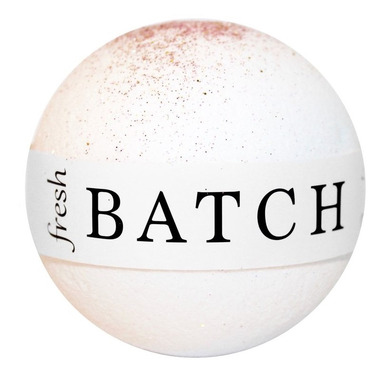 Fresh Batch Vanilla Coconut Bath Bomb